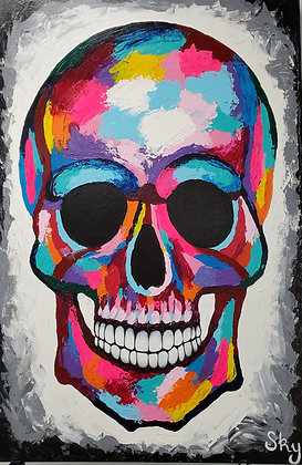 Skull Candy by Sky Lilah