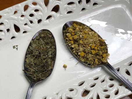 Herbal Love:Dandelion and Chamomile Tea