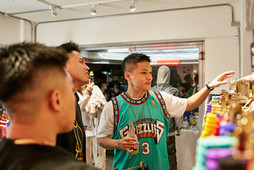 """""""Legends Are Forever"""" Pop Up Store Opening Reception"""