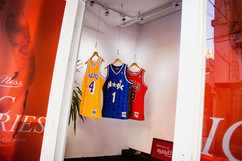 """""""ICONIC RIVALRIES"""" Pop Up Store"""