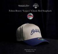 "Mitchell & Ness x Fubon Braves ""Legacy"" Hat"