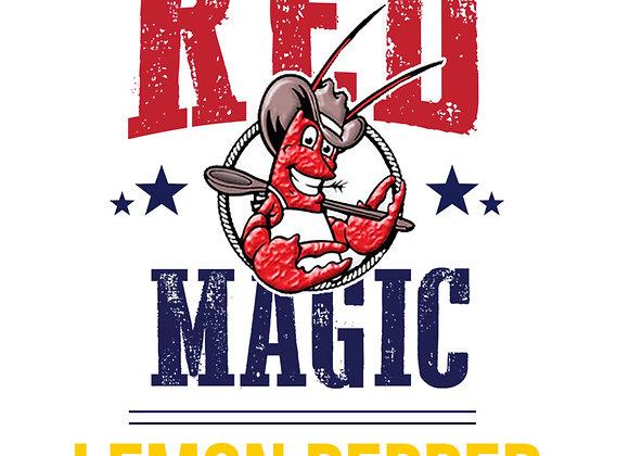 Red Magic Lemon Pepper Seasoning