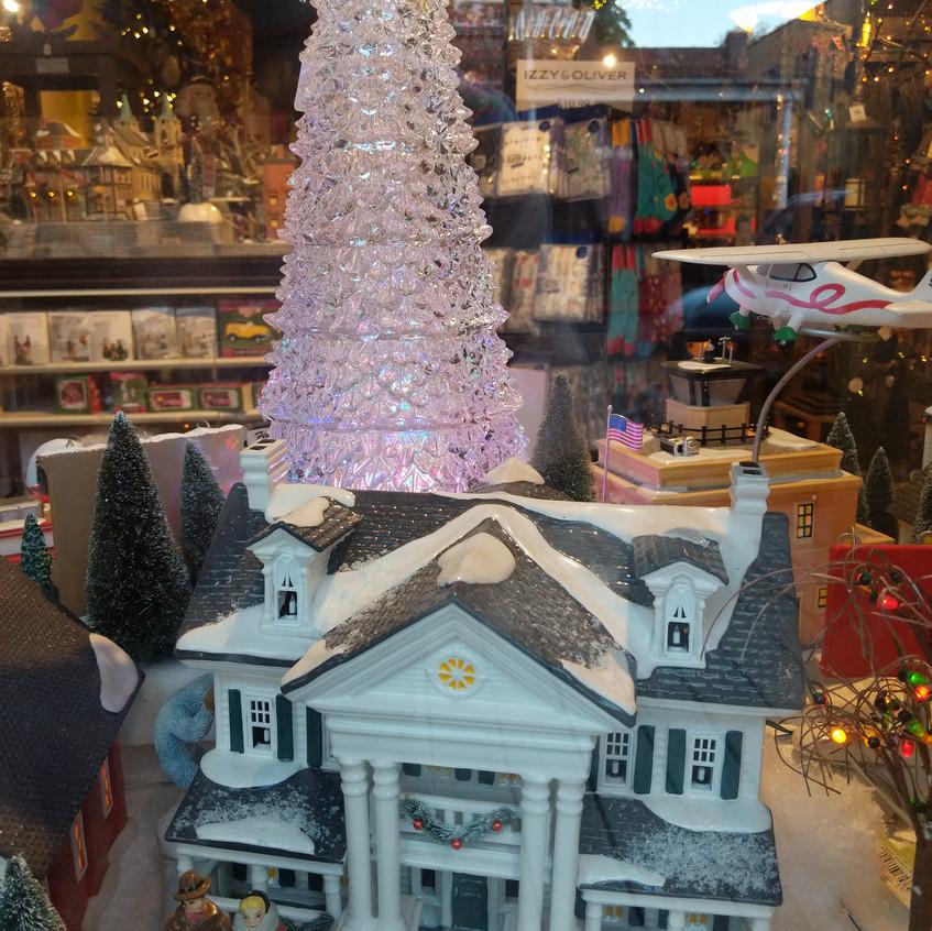 Christmas is coming soon, Old Sacramento, CA, Fall, 2020