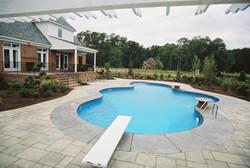Freeform liner pool 3a
