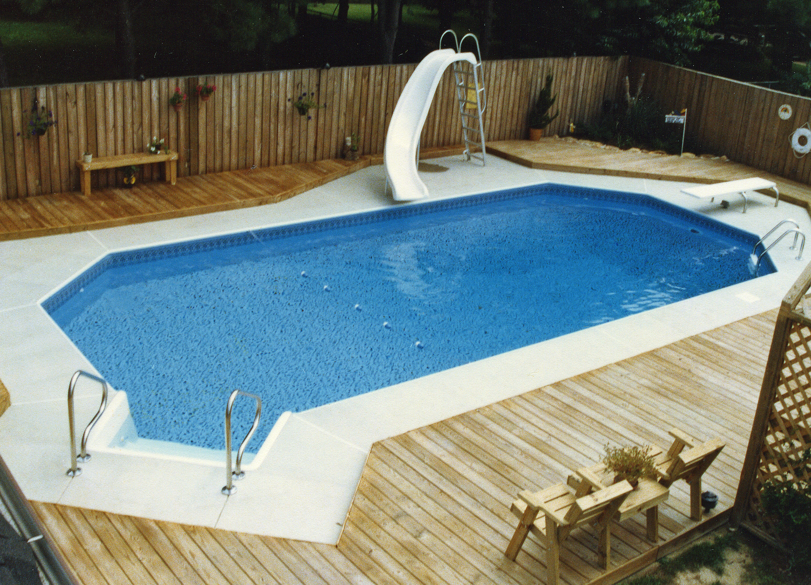 Grecian liner pool 5