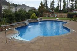 Freeform liner pool 14 Sierra