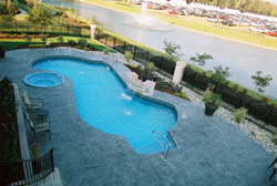 San Luis Rey modified liner pool 1