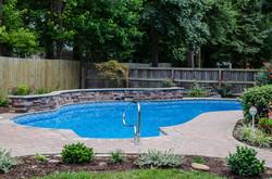 Freeform liner pool 10 Sierra