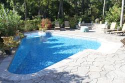 Geometric Liner pool 10a
