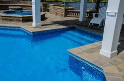geometric liner pool 6C