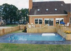 Patio pool 7