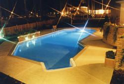 Lazy-L Grecian liner pool 1a