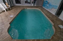 Sun fiberglass pool 1b