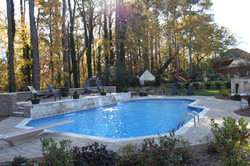 geometric liner pool 13