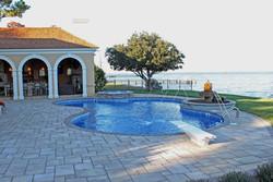 Freeform liner pool 11 Lagoon