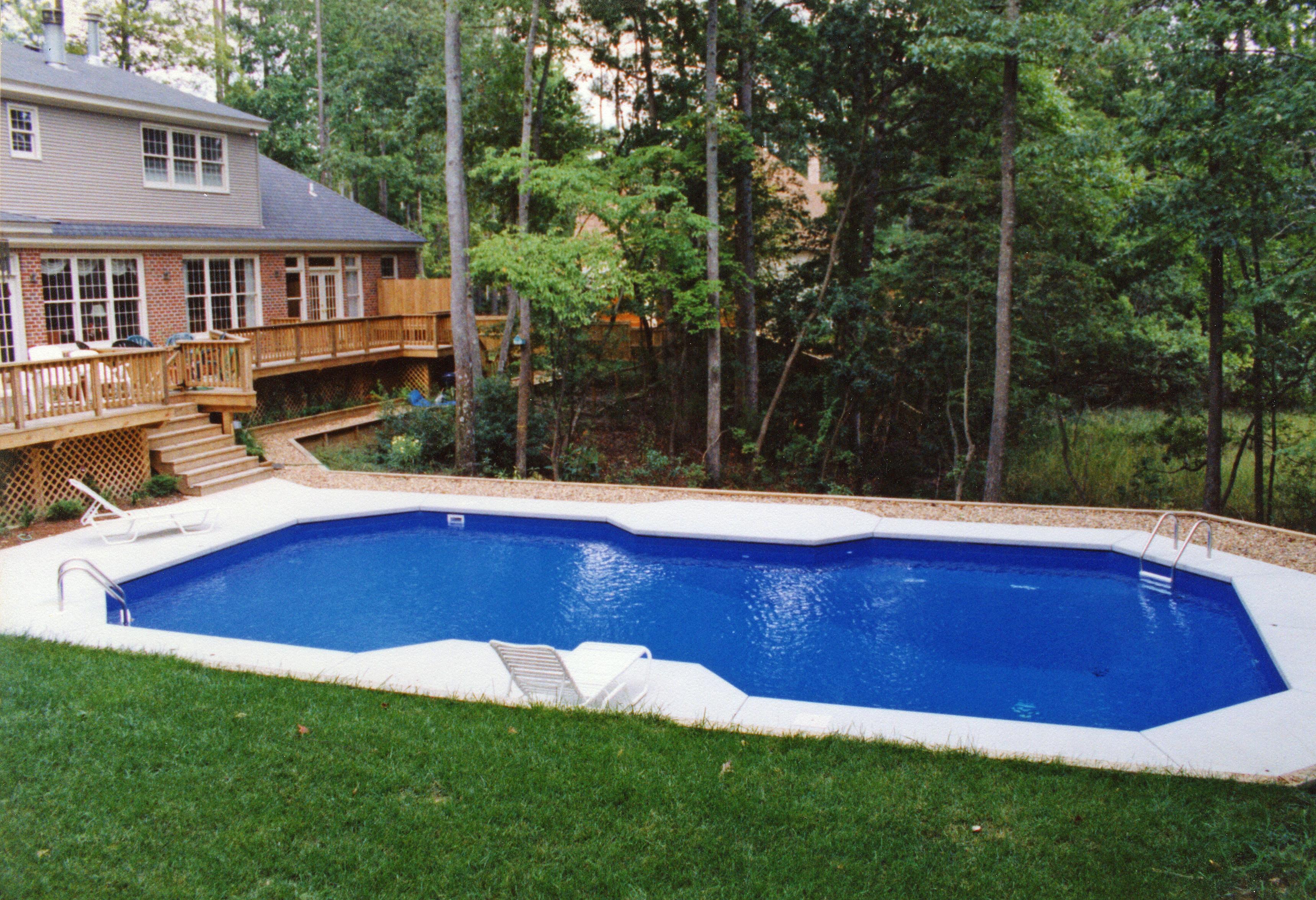 Classic liner pool 4