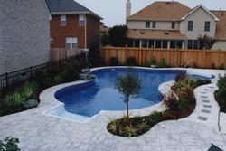 Freeform liner pool 30 Sierra