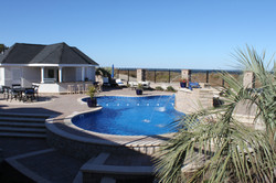 Freeform liner pool 13