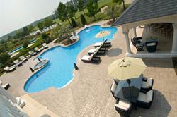 Freeform liner pool 1b
