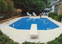 Grecian liner pool 4