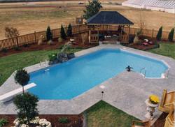 True-L Grecian liner pool 3