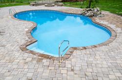 Freeform liner pool 8a Sierra