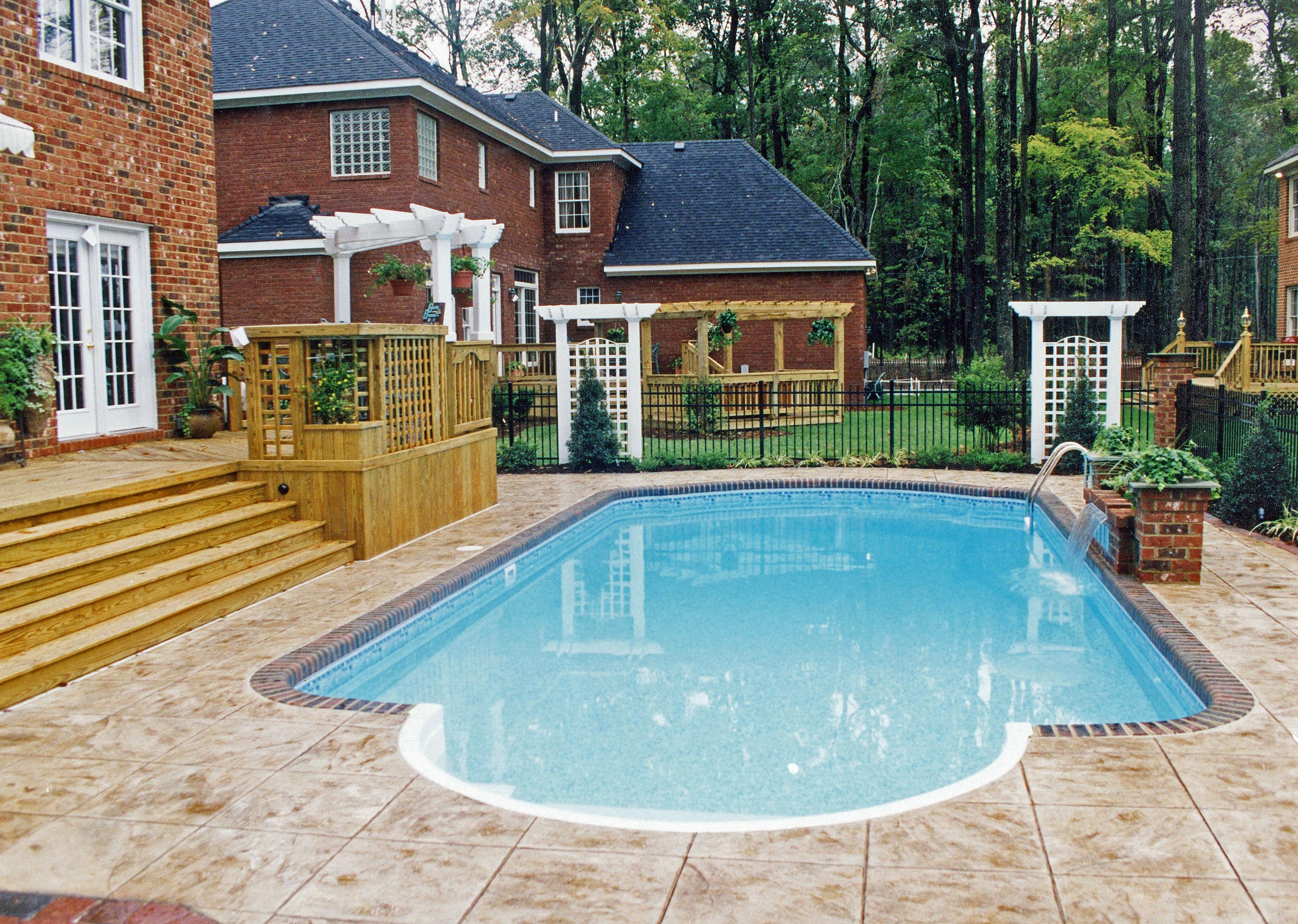 Roman liner pool 3