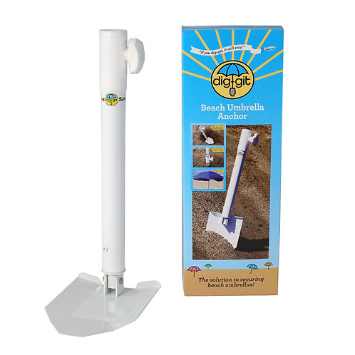 Best Beach Umbrella Anchor -Beach Umbrella With Anchor