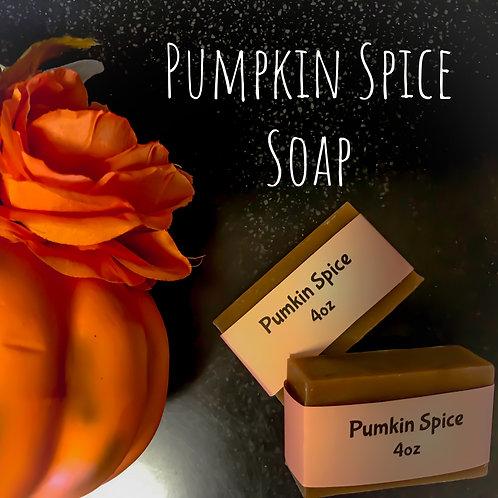 Pumkin Spice Soap