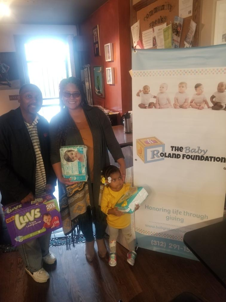 National Diaper Need Awareness Week Diaper Drive