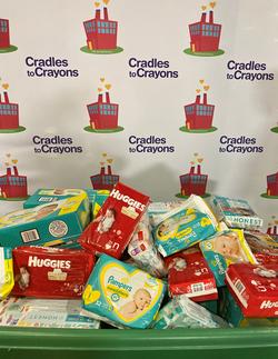 National Diaper Need Awareness Week Diaper Drive
