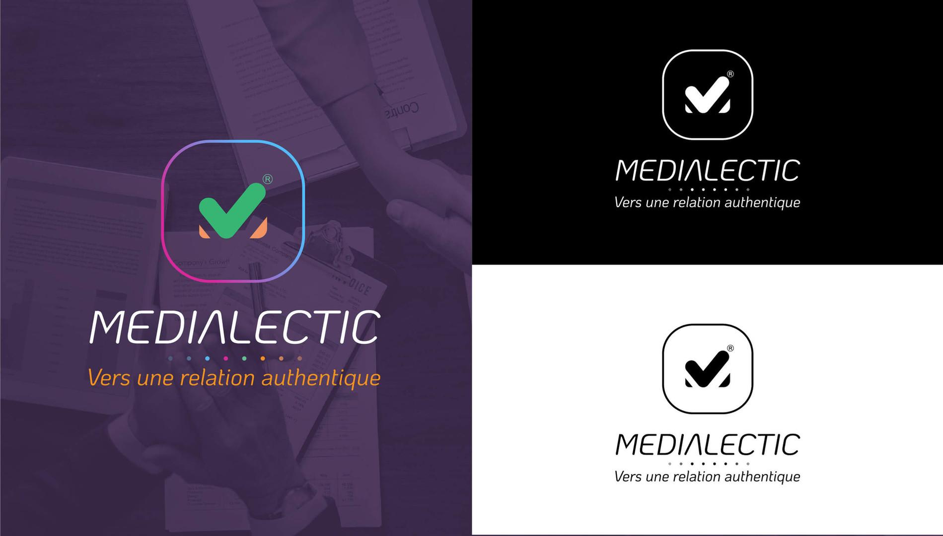 Logo Médialectic
