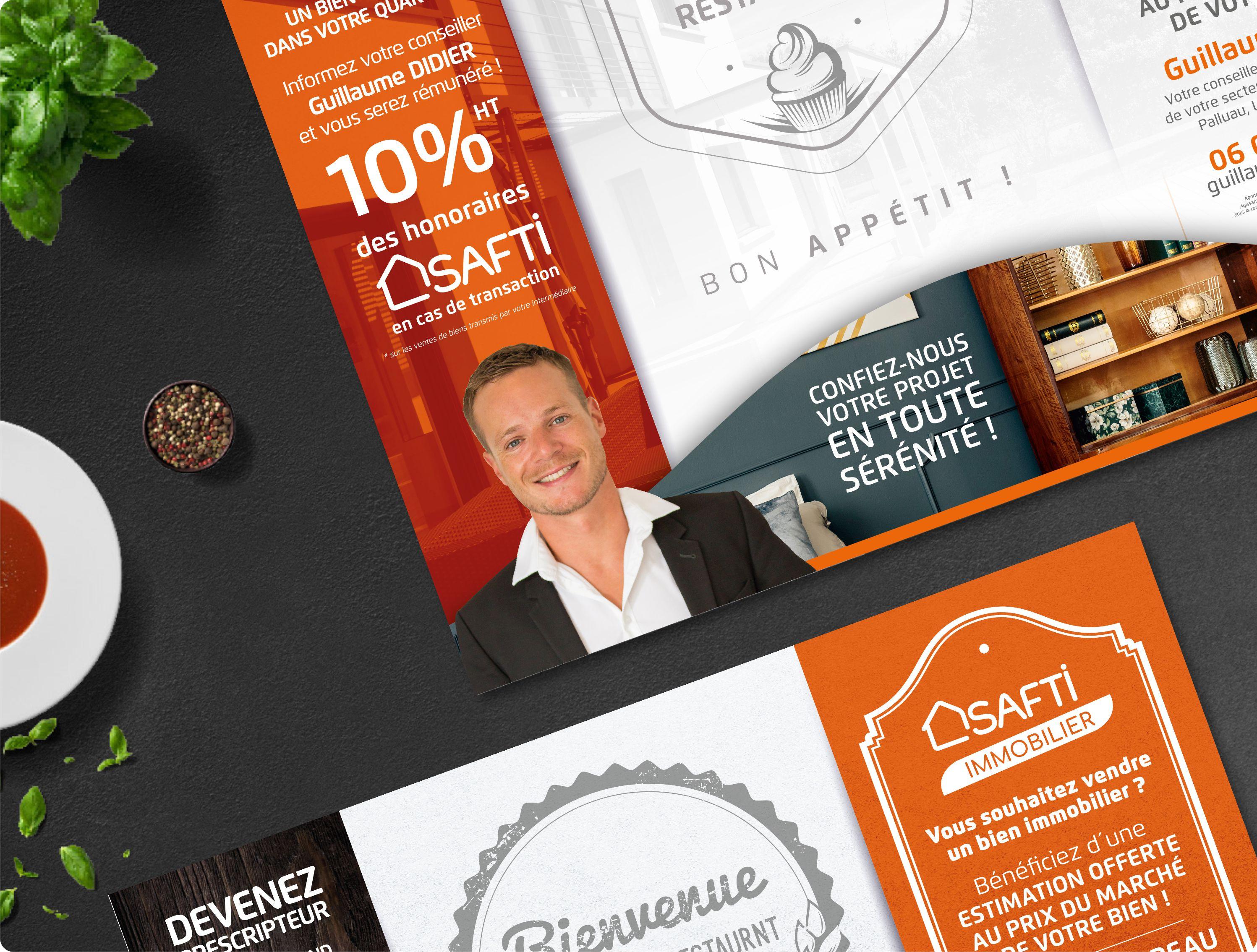 Catalogue restaurant