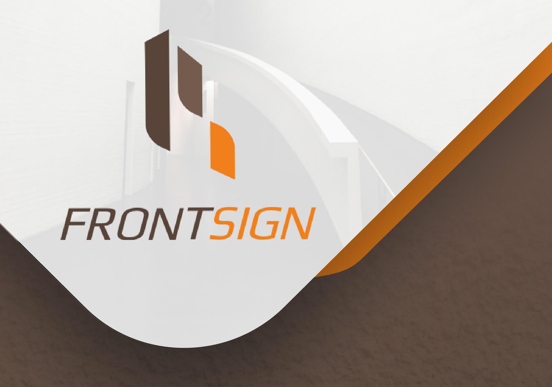 Frontsign