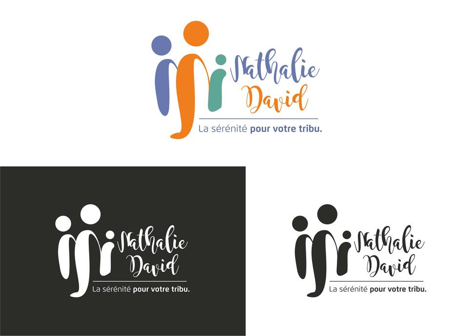 Logo Nathalie David