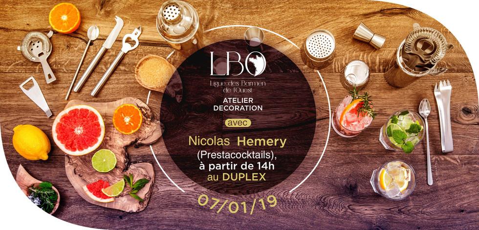 Bannière Cocktail - LBO