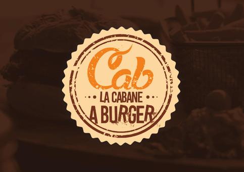 Logo La Cabane à Burger