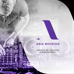 Logotype - Aria-Booking