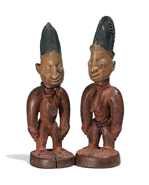 Pair Male Female Oshogbo