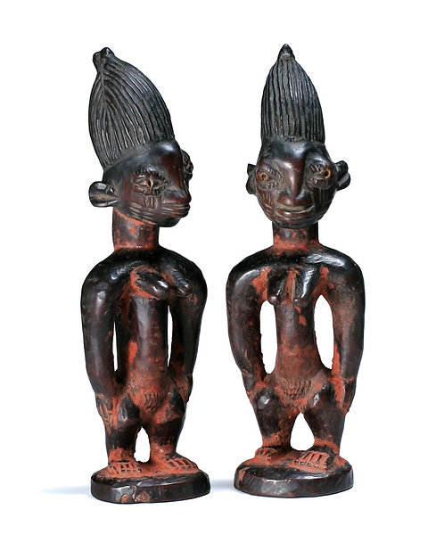 Pair of Females Oshogbo