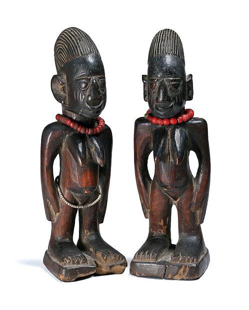 Pair of Females Ilogbo
