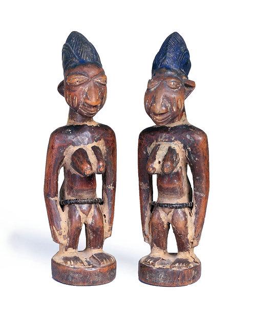 Pair of Females Omu Aran