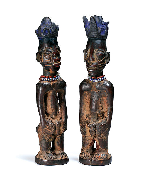 Pair of Males Egbe