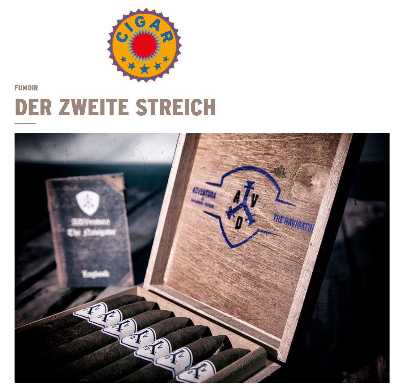 Cigar Magazin Dez 17