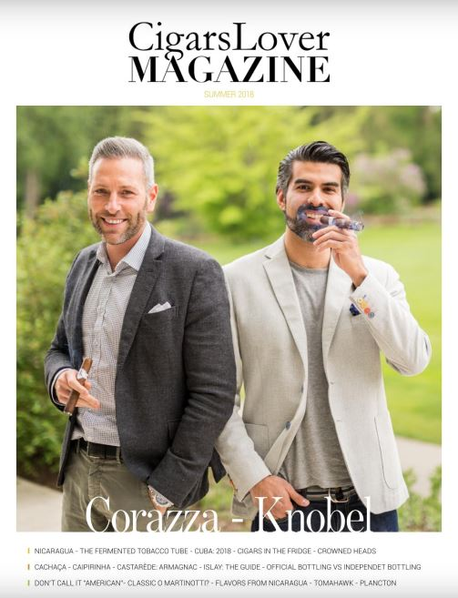 Cigarslover Magazine Summer 18