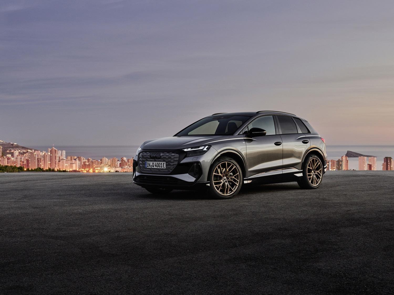 Audi Q4 e-tron Probefahrt
