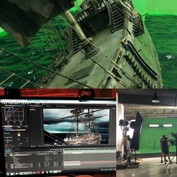 VFX digipol gmbh; Teaser _THE EXPLORER_ #digipolgmbh #vfxartist #3dsmaxdesign