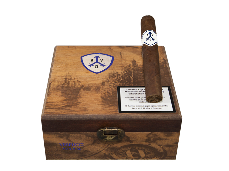 Vespucci: Box of 21