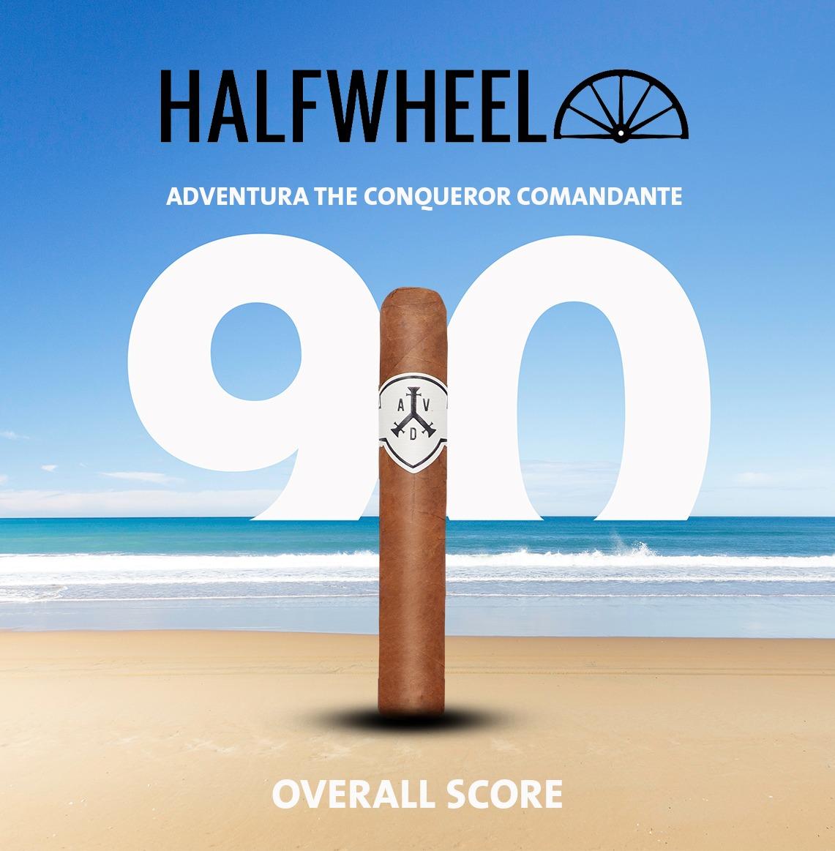 Halfwheel 90