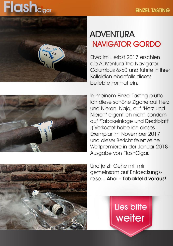 Flash Cigar 2018